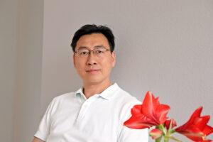 Portrait Zhijun Chen